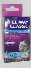 Feliway Classic Helps Provide Constant Calming & Comfort At Home - 30 Day Refill