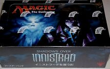 Shadows over Innistrad Booster box - JAPANESE - MtG Sealed New