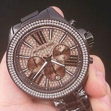 New Old Stock MICHAEL KORS Wren MK5879 Chronograph Quartz Women Watch