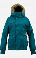 Burton Tabloid Snowboard Jacket (M) Spruce