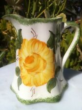 Cash Family, Erwin Tenn. Small Creamer With Yellow Rose