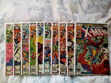 Uncanny X-Men 100,101,129,130,131,132,133,134,135,136,137,138,141 Dark Phoenix