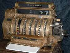 Registrierkasse National Cash Register Sammlerstück Ladenkasse Tante Emma Kasse