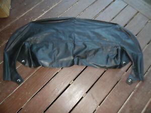 99 - 05 MAZDA MIATA CONVERTIBLE TOP BOOT COVER BLACK