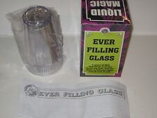 Ever Filling Glass Magic Trick - Comedy, Stage, Clowns, Close Up, Liquid Magic