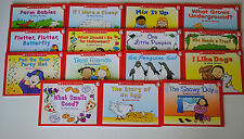15 Book Level B Lot Easy Leveled Readers Homeschool Preschool Kindergarten Kids