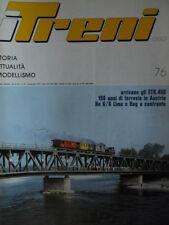 I Treni 76 - 150 anni di ferrovia in Austria - Re 6/6 Lima e HAG [TR.29]