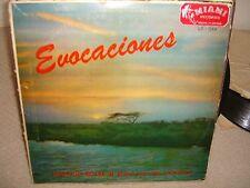 Horacio Rojas Al Piano Con Sus Creaciones - Evocaciones - Rare LP Great Cond. L5