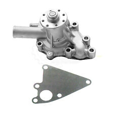 New Water Pump w/Gasket For Isuzu Pickup Trooper Chevrolet LUV 2.2L DIESEL 81-87