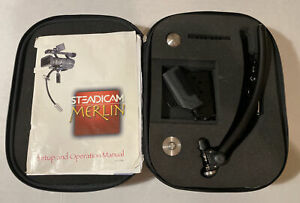 Steadicam Merlin Camera Stabilizing System Complete with Case