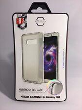 NEW!! Spectrum Clear Anti-shock Premium Gel Protection Case Samsung Galaxy S8