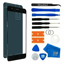 MMOBIEL Front Glass Repair kitReplacement Compatible with Honor 8 (Midnight Bl