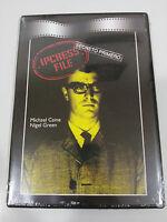 IPCRESS FILE SECRETO PRIMERO DVD SLIM MICHAEL CAINE ESPAÑOL NEW NUEVO