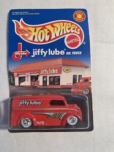 Hot Wheels Jiffy Lube Dairy Delivery Oil Truck Special Edition