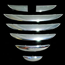 Alfa Romeo Mito Front Chrome Effect Grille Repair Kit Slats Genuine 156099841