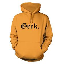 Geek #133 - Men's Hoodie - Funny Humor Nerd Gamer World of Warcraft