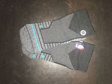 NBA Stance Coaches low (Ankle) Socks (Black)