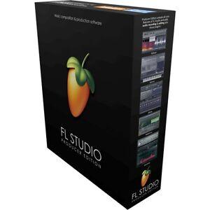 Image Line FL Studio 20 Producer Edition **BRAND NEW** Full Version Retail Box