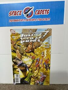 Justice Society Of America #19 Johns Ross Dc Comics
