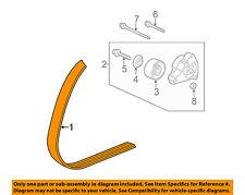 HONDA OEM 03-11 Element-Serpentine Drive Fan Belt 56992PZDA01