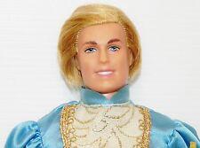 Mattel Barbie Poupee Ken Prince Raiponce Rapunzel # 55534 STEFAN  Doll 2002