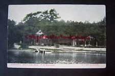 HAZELWOOD White Lake, Montague, Michigan vintage postcard, circa 1907