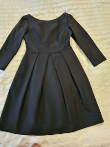 Cue Dress Black 8