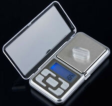 500g/0.1g Mini Digital LCD Electronic Jewelry Pocket Portable Weight Scale New