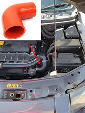 Landrover Freelander TD4 2.0 EGR Silicone Elbow Hose BMW Rover MG ZT Red