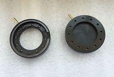 IRIS DIAPHRAGM Aperture Blade For Camera Lens Adapter 1.5-16mm 12 Blades