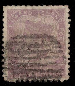 #8 Prince-Edward-Island Canada used  well centered