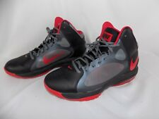 wholesale dealer b9acf 48aac Nike Air Max Actualizer II Flywire Basketball Men s Shoes Sz 8.5 Red Gray  Black