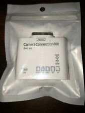 Camera Connection Kit 5+1 in 1 Memory Card Reader For Apple The New iPad 2 3