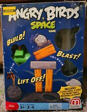 Angry Birds Birds in Space Game Mattel 2012