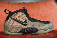 Nike Air Foamposite One Gym Green Pine Size 12 624041 302 9+/10 Cond. OG ALL