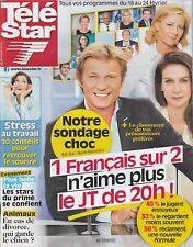 Télé Star N°1846 - 13/02/2012 - Meryl Streep - César 2012 - K. Heigl - E. Béart