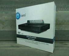 New listing New Onn Upscaling dvd player with remote and Hdmi Cable - New Ships Fast!