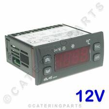 ELIWELL ID974 12 VOLT DIGITAL REFRIGERATION THERMOSTAT CONTROLLER ID 974 12V