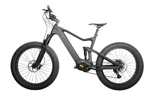 New Hot Sale Electric Bicycle BAFANG M620 G510 1000W 48V Motor E Biek