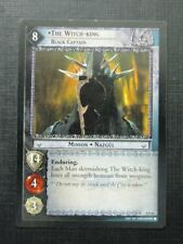 The Witch-King 8 R 84 - Lotr Card # 13G64