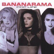 BANANARAMA - Pop Life (CD, 2004, Collectables) - SEALED, NEW