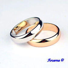 18 Carat White Gold Precious Metal Rings without Stones