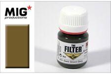 MIG Productions P423 Filtre – Dark Green Grey Filter 35ml