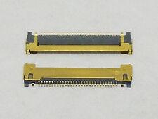 """Apple MacBook Pro Unibody LVDS LCD A1278 e A1342 13"""" Connettore 30 Pin Presa"""