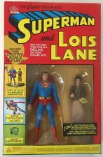 DC Direct Deluxe Action Figure Set The Classic Silver Age Superman and Lois Lane