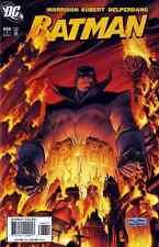 BATMAN #666 VERY FINE 2007 DC COMICS 1st DAMIEN WAYNE AS BATMAN