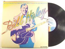 billy haley and his comets 2lp golden hits  mca2-4010  vg+/vg++