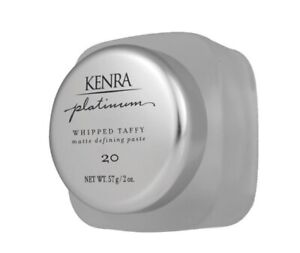 Kenra Platinum Whipped Taffy #20 2 oz