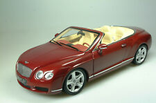 MINICHAMPS BENTLEY CONTINENTAL GTC 2006 Cabrio  NEU in OVP  Maßstab 1:18
