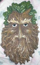 Latex Craft Mould Tree Face Plaque Reusable Art & Crafts Hobby Business
